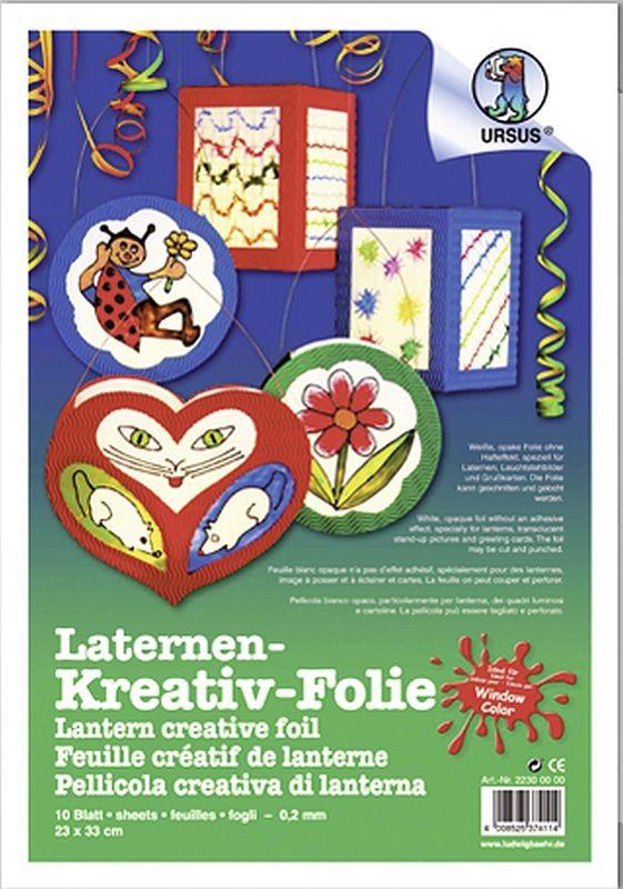 ursus laternen window color folie 5 bogen 50x70cm 0 2mm. Black Bedroom Furniture Sets. Home Design Ideas